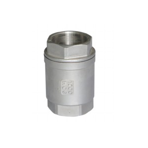 Factory supplied Vertical Check Valve - 2PC Vertical Check Valve C201 – Kuntai