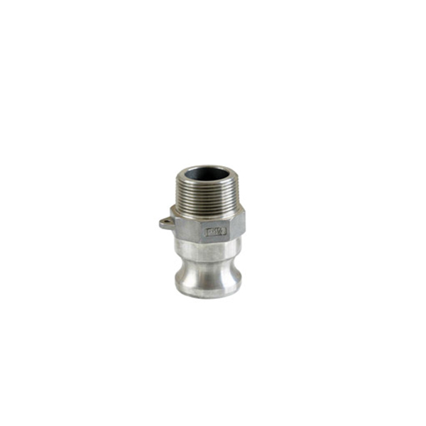 OEM manufacturer 2 Male Camlock Fitting - Quick Coupling Type F – Kuntai