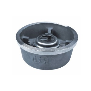 Original Factory Swing Check Valve - Wafer Disc Check Valve C401 – Kuntai