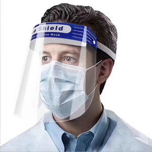 factory low price Disposable Dental Printed Face Mask - Face Shiled – KV