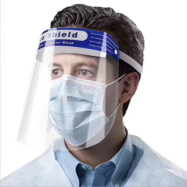 Professional China Non-Woven Face Mask - Face Shiled – KV