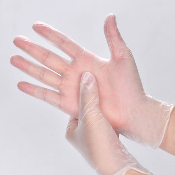Manufactur standard Best Face Shields - Disposable Medical Vinyl Latex Examination Medical Gloves – KV