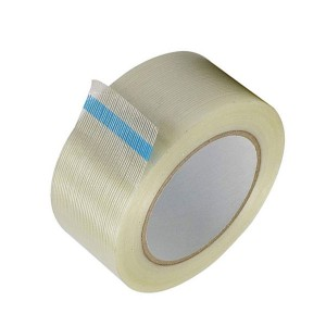 Fiberglass Reinforced Shipping Packing Tape