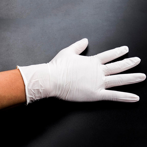 Factory Free sample Face Shield Price - Disposable Medical Vinyl Latex Examination Medical Gloves – KV