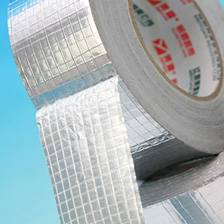 Woven and Mesh Type Composite Aluminum Foil Tape