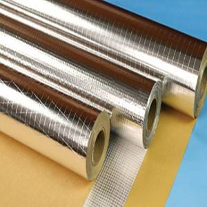 Single-sided Reinforced Aluminum Foil Facing