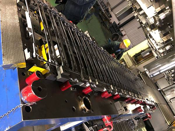Smass production of sunroof slide tool