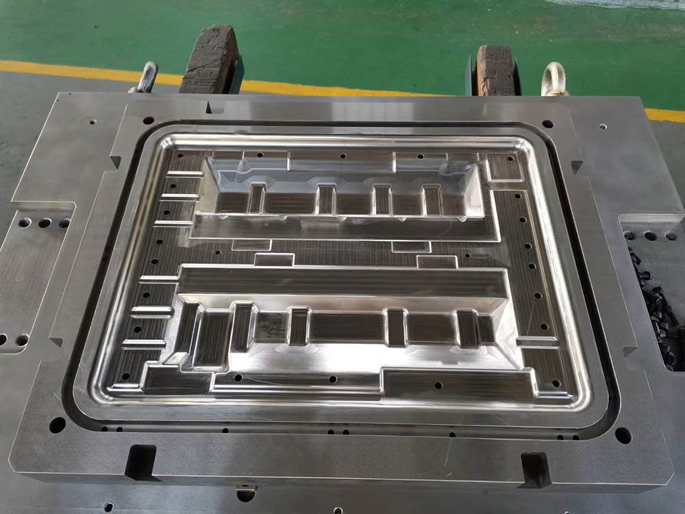 OEM/ODM China Stamping Die - Tooling Components Machining – LangO Mould