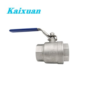 Cheapest Price Well Pump Cover - 2PC Ball Valve – Kaixuan