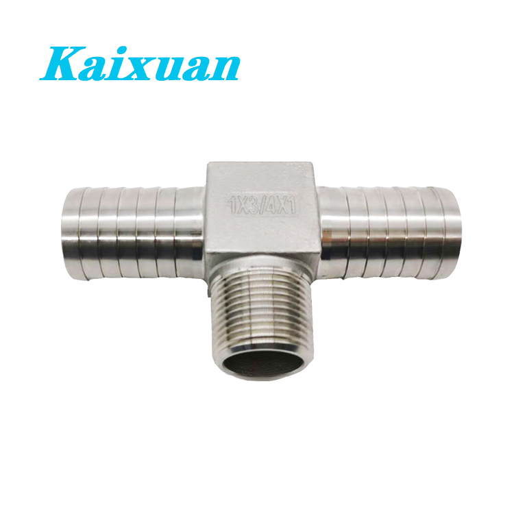 Special Price for M Profile Press Fittings - Hose Barb Fittings  – Kaixuan detail pictures