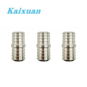 China Gold Supplier for Barbed Adapter Fittings - Stainless Steel PEX Fittings – Kaixuan