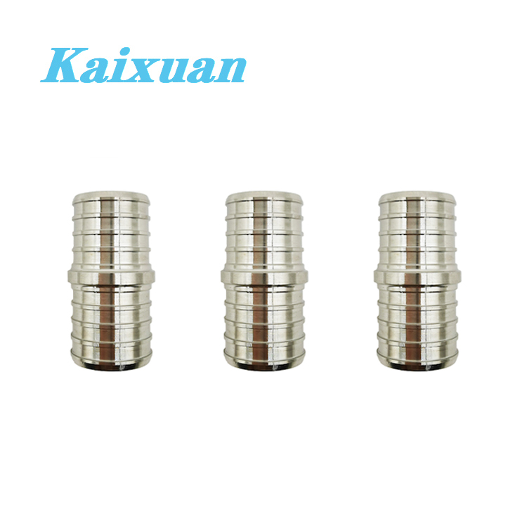 Hot New Products Pex Pipe Fittings Catalogue - Stainless Steel PEX Fittings – Kaixuan