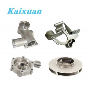 100% Original Investment Casting Surface Finish - Investment Casting – Kaixuan