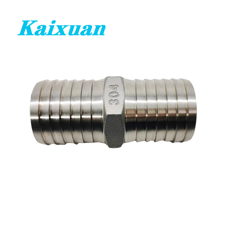 Factory best selling Pex Water Line Fittings - Hose Barb Fittings  – Kaixuan