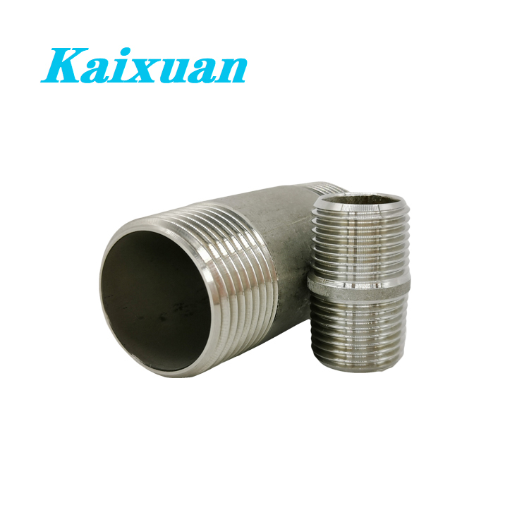Bottom price 4 Inch Pipe Fittings - Threaded Fittings – Kaixuan detail pictures