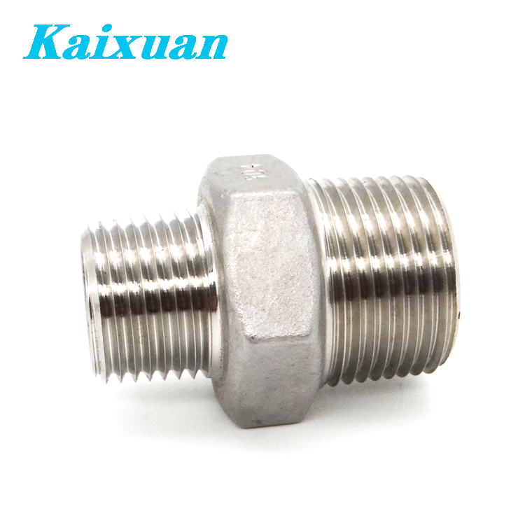 2020 Good Quality Plumbing And Pipe Fitting - Threaded Fittings – Kaixuan