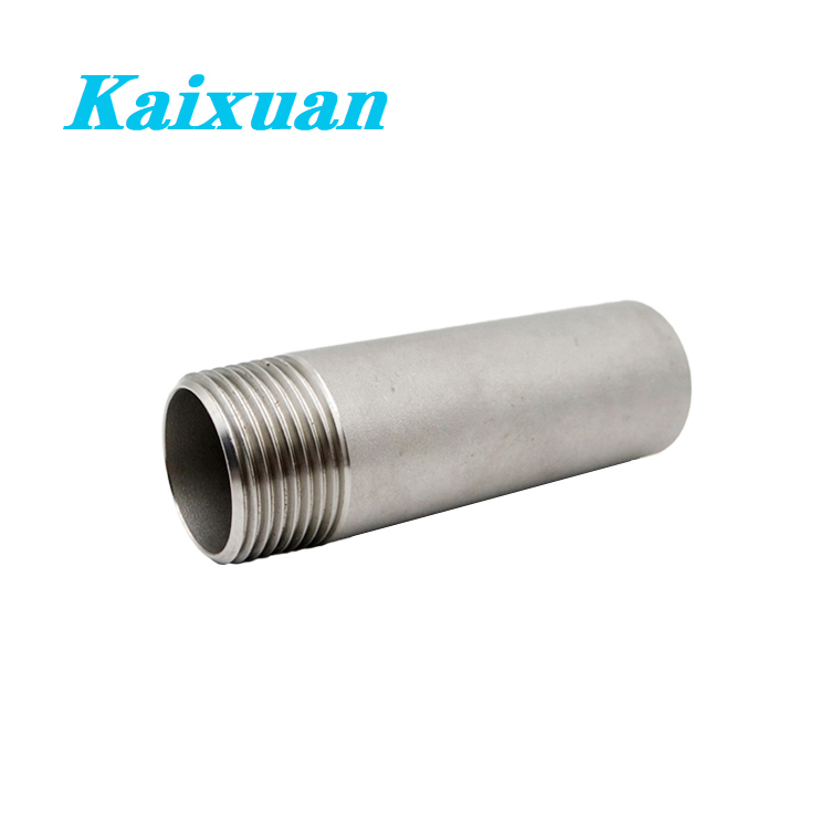 Bottom price 4 Inch Pipe Fittings - Threaded Fittings – Kaixuan