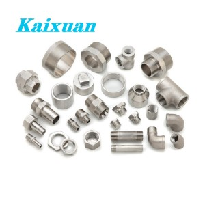 OEM Factory for Press Fit Pipe Fittings - Threaded Fittings – Kaixuan