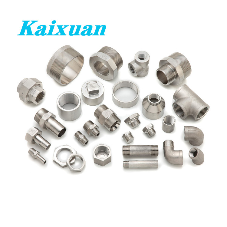 Bottom price 4 Inch Pipe Fittings - Threaded Fittings – Kaixuan Featured Image