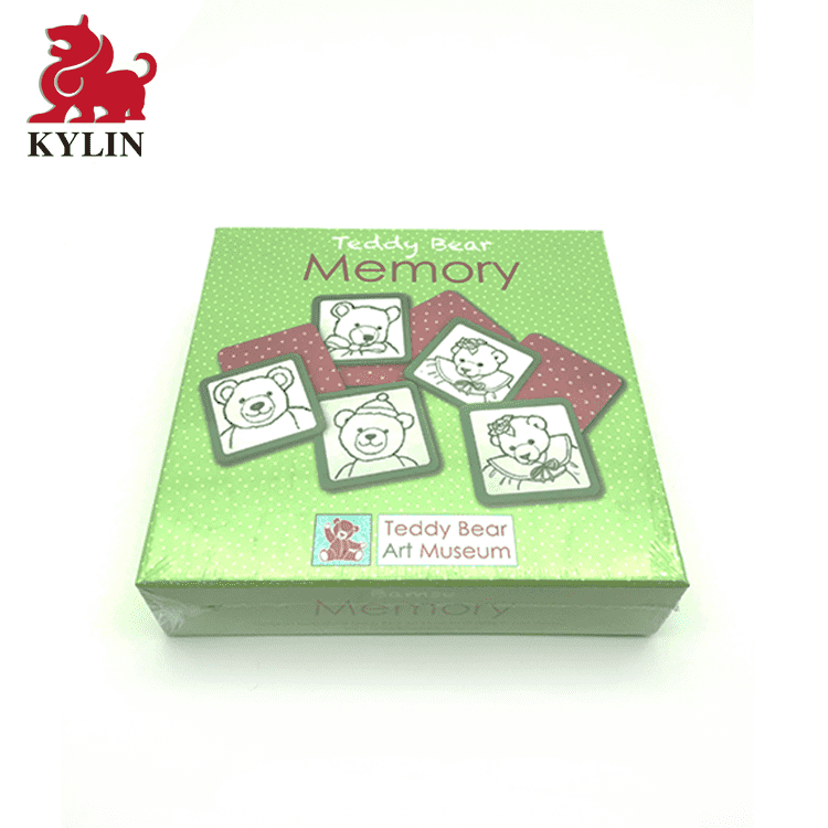 Fast delivery Game Sleeves - B-008 board game publishers custom card game board game card printing – Kylin