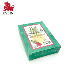 China Manufacturer for Plastic Game Meeple - B-002 board game supplier custom card game card printing  card deck design – Kylin