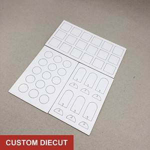 China Cheap price Custom Playing Cards - Custom board game pieces wholesale board game tiles board game punchboards – Kylin