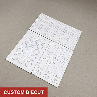 China Cheap price Personalised Playing Cards - Custom board game pieces wholesale board game tiles board game punchboards – Kylin