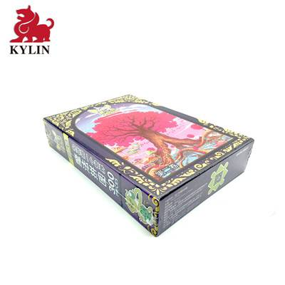 Fast delivery Game Sleeves - B-018 puzzle suppliers custom board game puzzle with gift box wholesale board game – Kylin