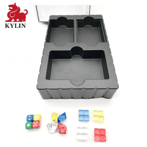 Hot Selling for Dragons With Wings Figures - B-004 board game markers custom board game set with board game components  – Kylin