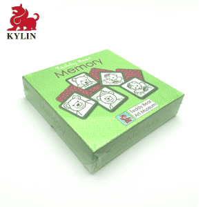 Low price for Circle Puzzle Manufacturers – B-008 board game publishers custom card game board game card printing – Kylin