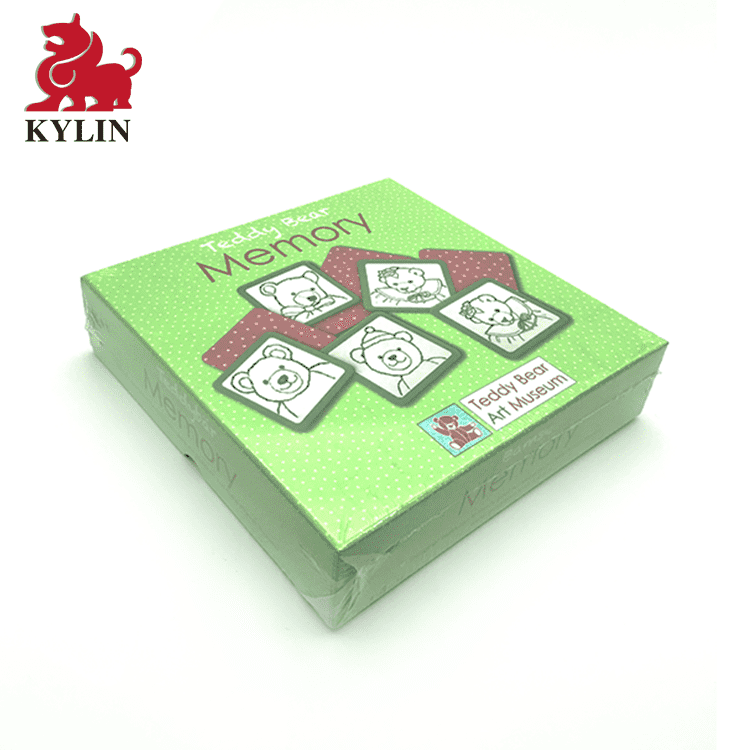 Hot Sale for Games Education - B-008 board game publishers custom card game board game card printing – Kylin