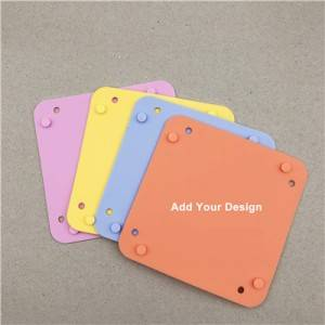 Trending Products Wooden Dice Factory - Custom board game pieces silica gel dice trays dice game accessories  – Kylin