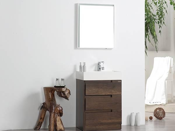 China Discountable Price Freestanding Bathroom Vanity Free Standing Melamine Bathroom Cabinet 1702060 Kazhongao Manufacturers And Suppliers Kazhongao