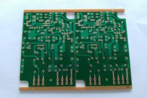 Factory Cheap Hot Electronic-Printed-Circuit-Board - Single-Layer-FR4-PCB – Kaz