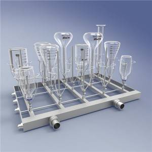 Manufacturer for Laboratory Volumetric Flask Washer With Drying – Injection module 15 injections DZ-901 –  Xipingzhe