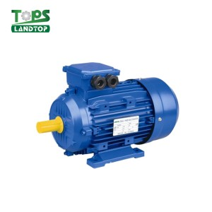 0.12HP-10HP MS Three-Phase Aluminum Housing Electric Motor