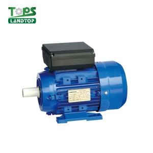 LANDTOP 0.25HP-5HP MY Series Aluminum housing single-phase capacitor-run asynchronous motor