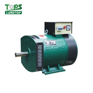 OEM/ODM Manufacturer Generator With Pulley - 2KW-24KW ST Single Phase Brush Dynamo Alternator  – Landtop