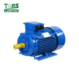 Hot sale Y Motor - 1HP-340HP Y2 Three-Phase Cast Iron Housing Electric Motor – Landtop