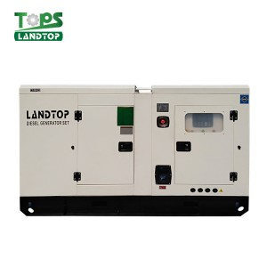 Professional China Diesel Generator Set - LANDTOP Gas Generator Steyr series from 125KW to 260KW – Landtop
