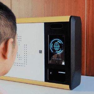 Office & Hotel Self Service Keys Machine with Face ID and Fingerprint