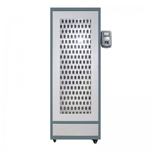 New Arrival China Top Safe Fingerprint Key Cabinet - i-keybox-200 large key storage cabinet – Landwell