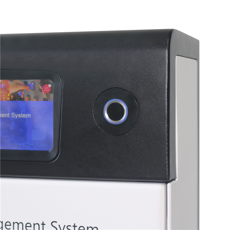 New Fashion Design for Key Cabinet Wall Mounted - H3000 Android control device security Cabinet – Landwell