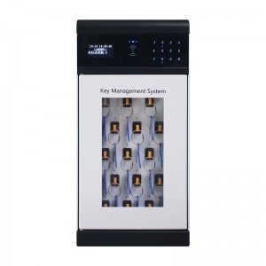 Special Design for Single Key Management System Box - H2000 Network Electronic key tracking Cabinet – Landwell