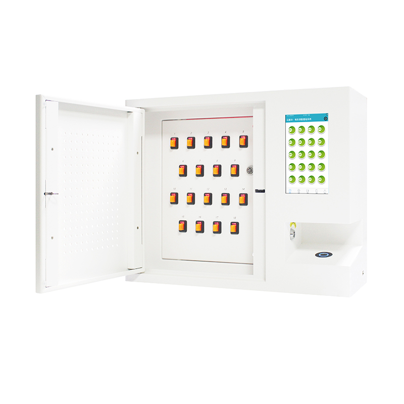Hot-selling Key Press Cabinet -  Intelligent Key management System A-180E With USB Connector – Landwell