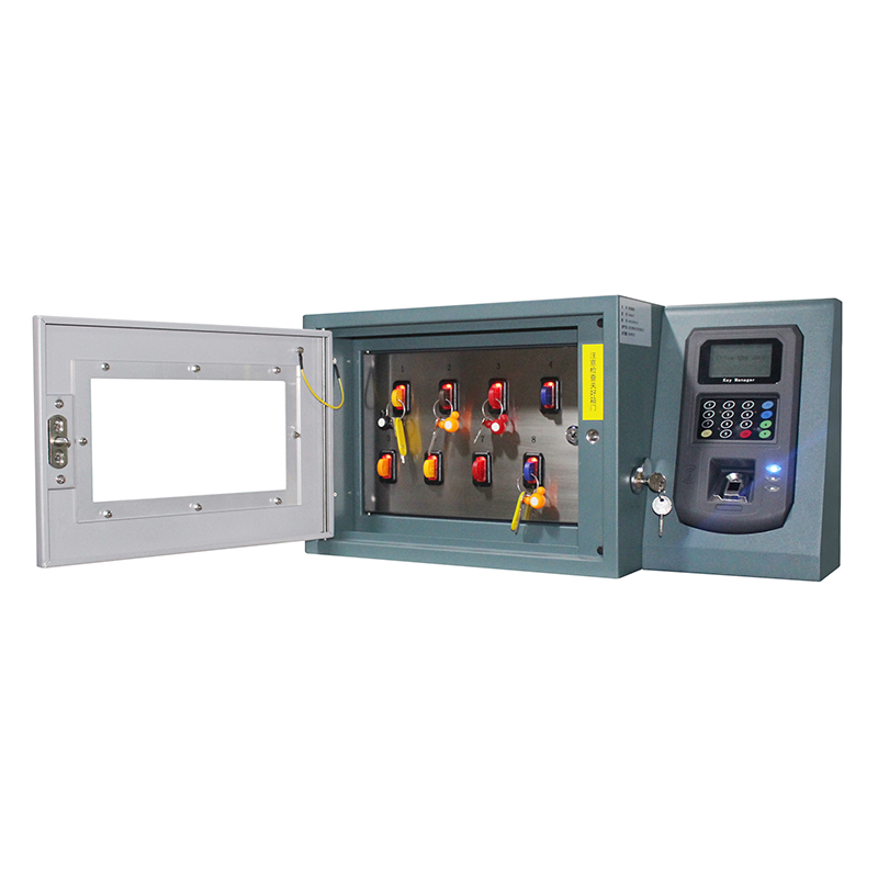 Factory directly Mini Key Safe Cabinet - i-keybox-8 Small Box With Management System And Key – Landwell