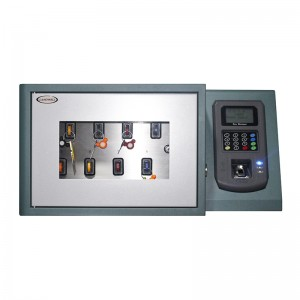 Excellent quality Key Cabinet With Combination Management System - i-keybox-8 Small Box With Management System And Key – Landwell