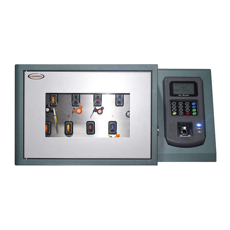 Wholesale Price Key Control Cabinet - i-keybox-8 Small Box With Management System And Key – Landwell