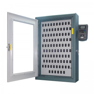 i-keybox-96 Electronic Key Safe Cabinet