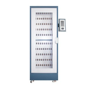 Discount wholesale Supermarket Key Storage Security System - i-keybox-100 digital key safe cabinet – Landwell